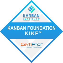 Kanban Foundation KIKF Badge